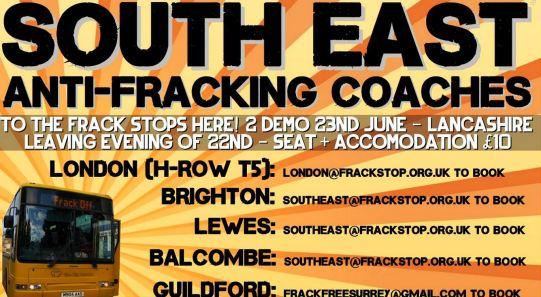 fracking coaches