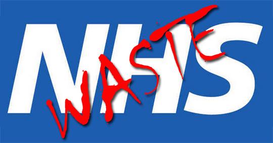 NHS WASTE