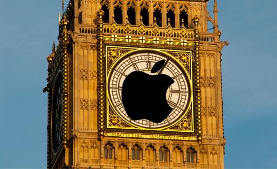 big ben apple