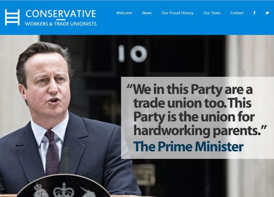 tory union site