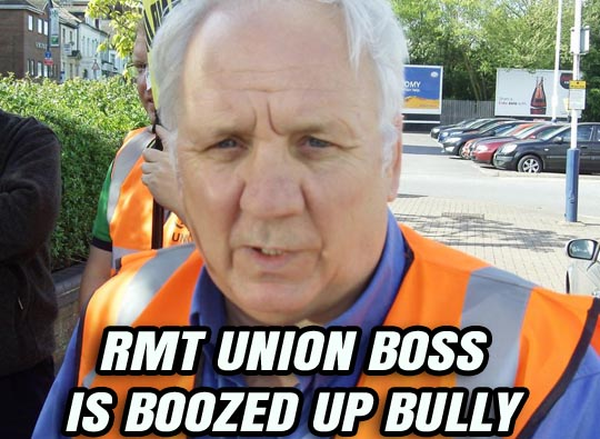 rmt union boss