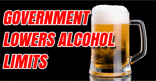 ALCOHOL-LIMITS