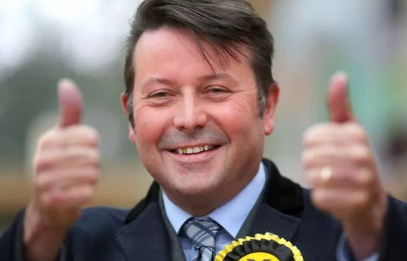 THIRD MP IN TWO MONTHS FACING EXPENSES PROBE