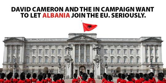 albania join