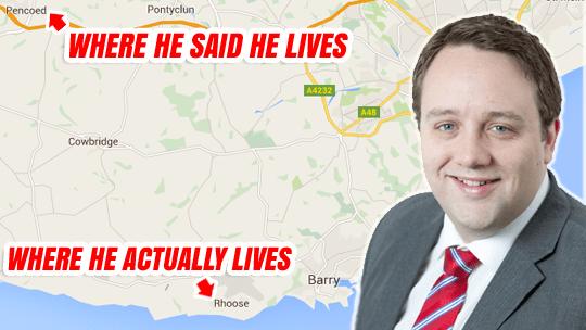 Welsh Fraud