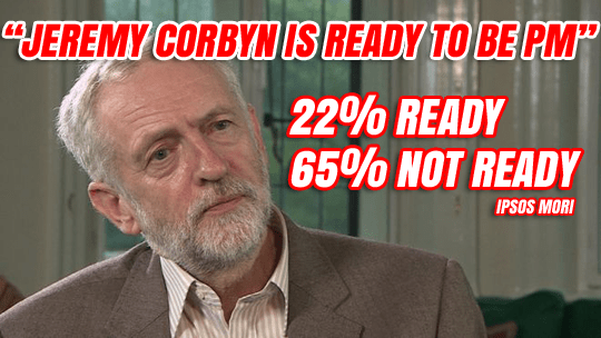 corbyn READY TO BE PM