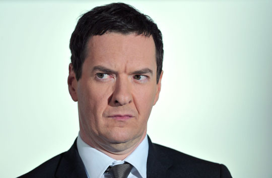 Osborne Doesn't Rule Out Return To Parliament