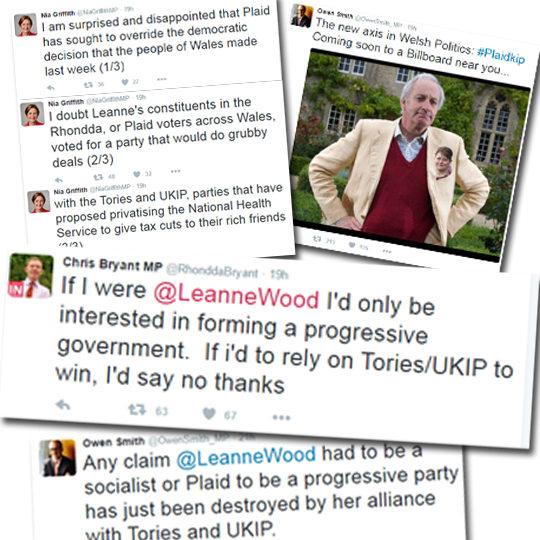 twitter fury ukip labour