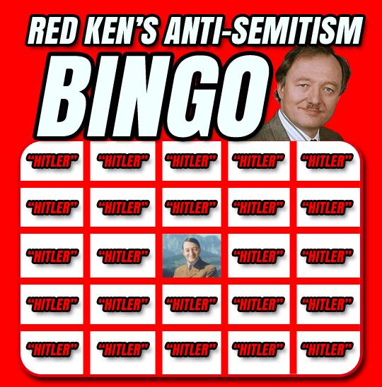 ken hitler bingo