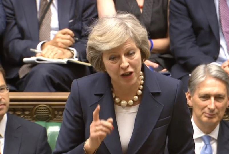 Watch: May Slaps Lady Nugee