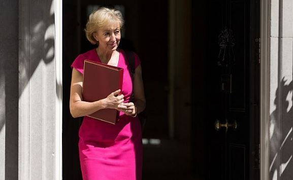 Leadsom Brexit Plans 25 Years Ahead