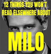Milo 12 Things