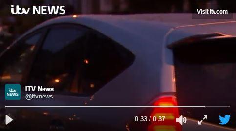 Watch: Diane Abbott Speeds Away from Cameras