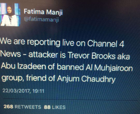 Channel 4 and Guardian Sanctimony Backfires