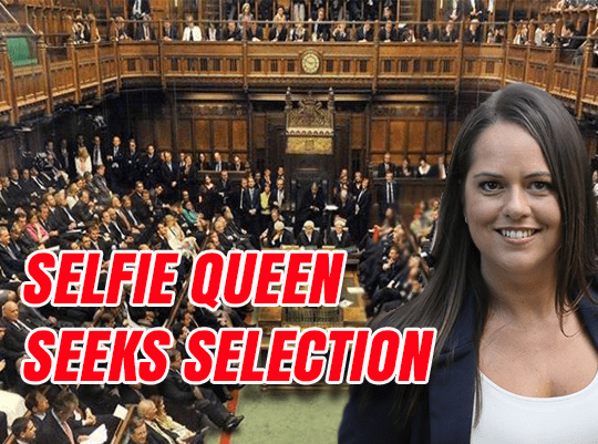 Karen Danczuk Seeks Selection in Bury