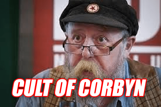 Cult of Corbyn