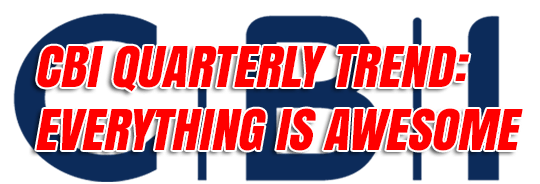 Everything is Awesome for Manufacturing