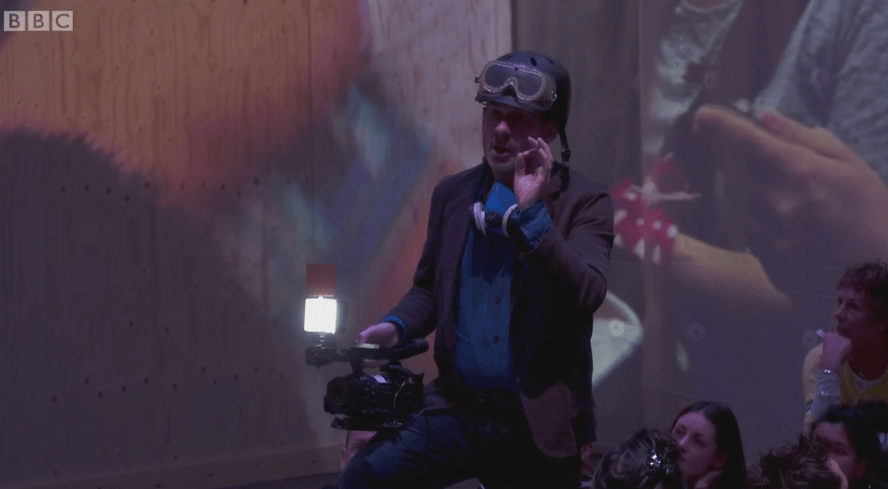 Paul Mason's Play in 60 Seconds
