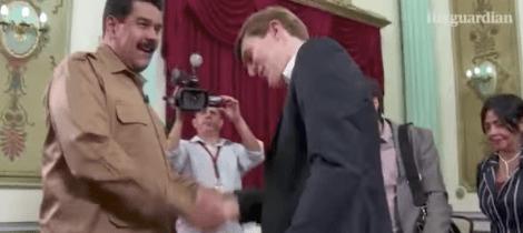 Watch: When Milne Met Maduro
