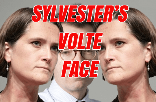 What Caused Rachel Sylvester's Volte Face?