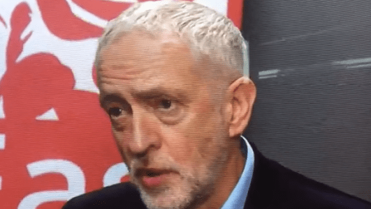 Watch: Corbyn Condemns Clive Lewis