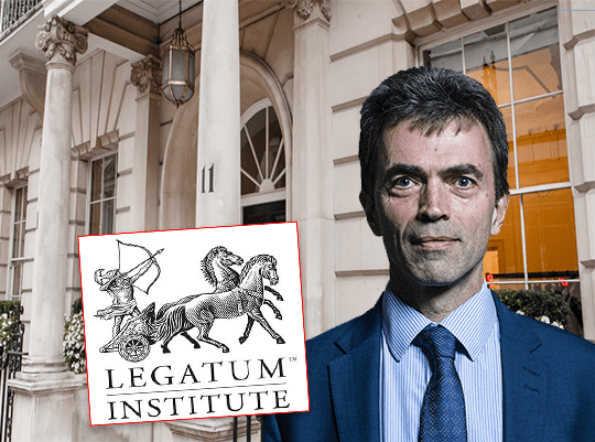 Tom Brake's Epic Legatum Whinge