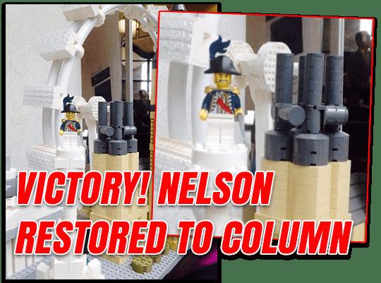 Nelson's Back