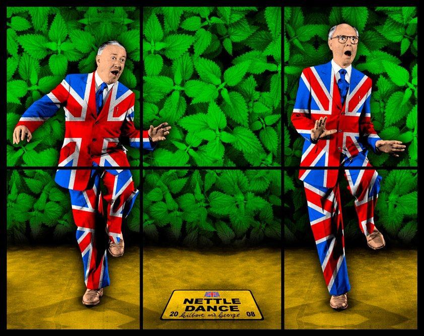 Gilbert and George Come Out as Brexiteers