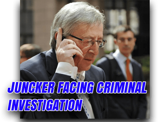 Juncker Facing Criminal Probe After Spy Scandal