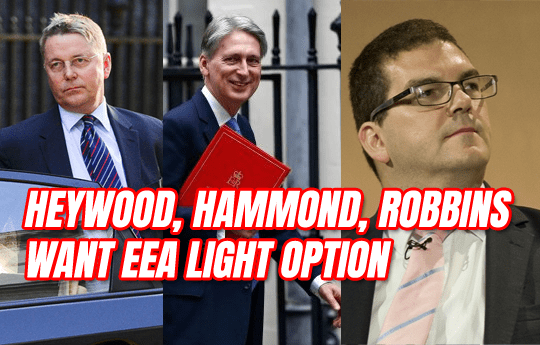 Knives Out For Heywood and Robbins