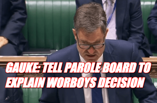 Gauke Must Tell Parole Board to Explain Worboys Decision