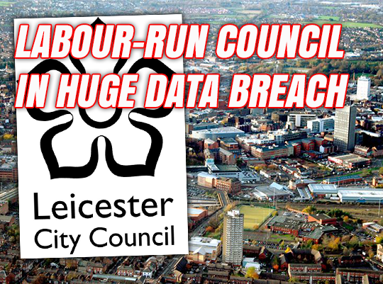 Vulnerable Children's Data Breached at Labour-Run Leicester City Council