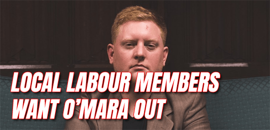 Local Labour Members Want Jared Deselected