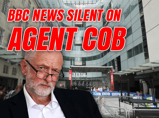 BBC Still Ignoring Agent COB Story