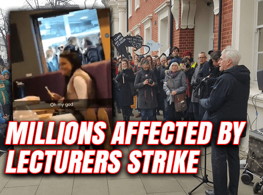 Millions of Students Affected by Lecturers Strike