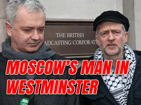 Moscow's Man in Westminster