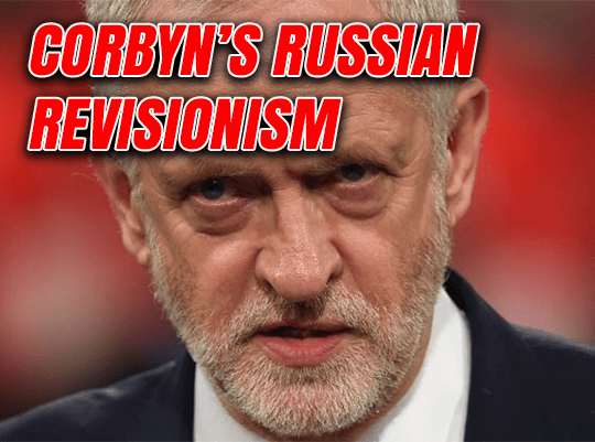 Jezza's Russian Revisionism After Shad Cab Split