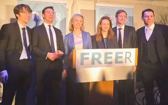 Inside the Freer Launch