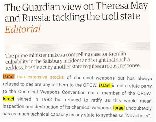 Guardian U-Turns to Take Seumas' Line