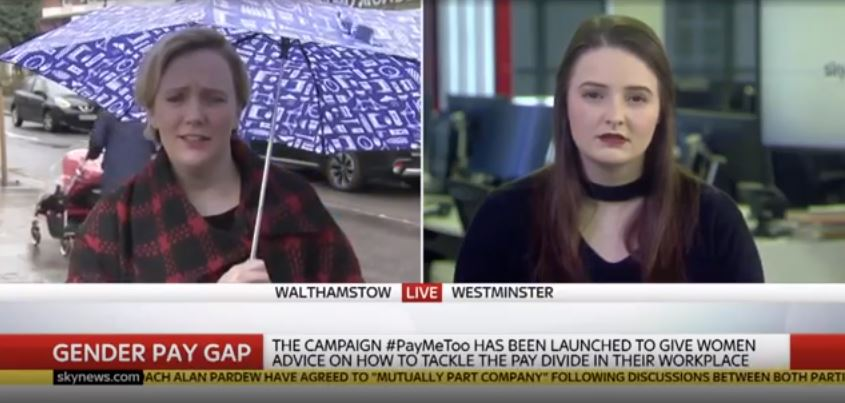 Watch: Stella vs Kate Andrews on Gender Pay Gap