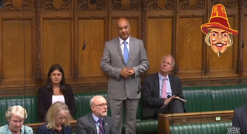 Bercow Welcomes Vaz Back from Illness