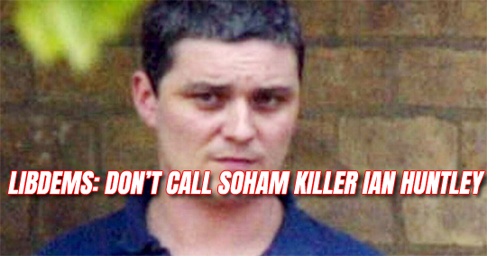 LibDem Policy: It's Transphobic to Call Ian Huntley Ian Huntley