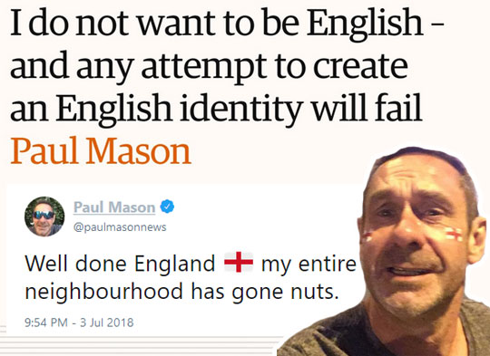 Paul Mason's Coming Home to England