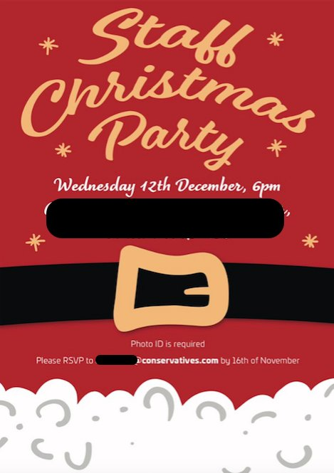 Christmas Party Time Images.Cchq Hosting Christmas Party At Time Of Vote Guido Fawkes