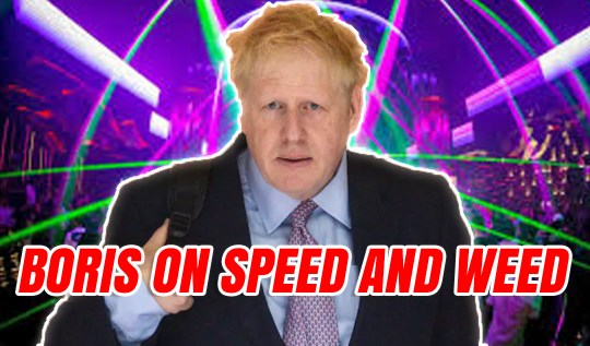 Boris on Speed and Weed