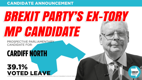 Former Tory MP and Thatcher SpAd Running for Brexit Party
