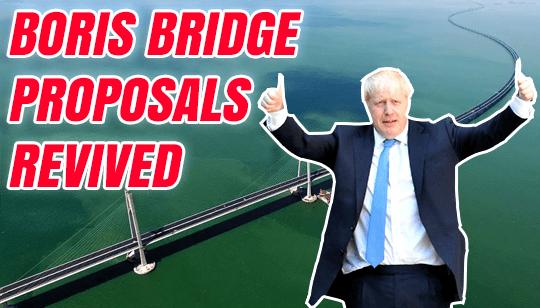 DUP's Policy Director Hints at Boris Bridge Support