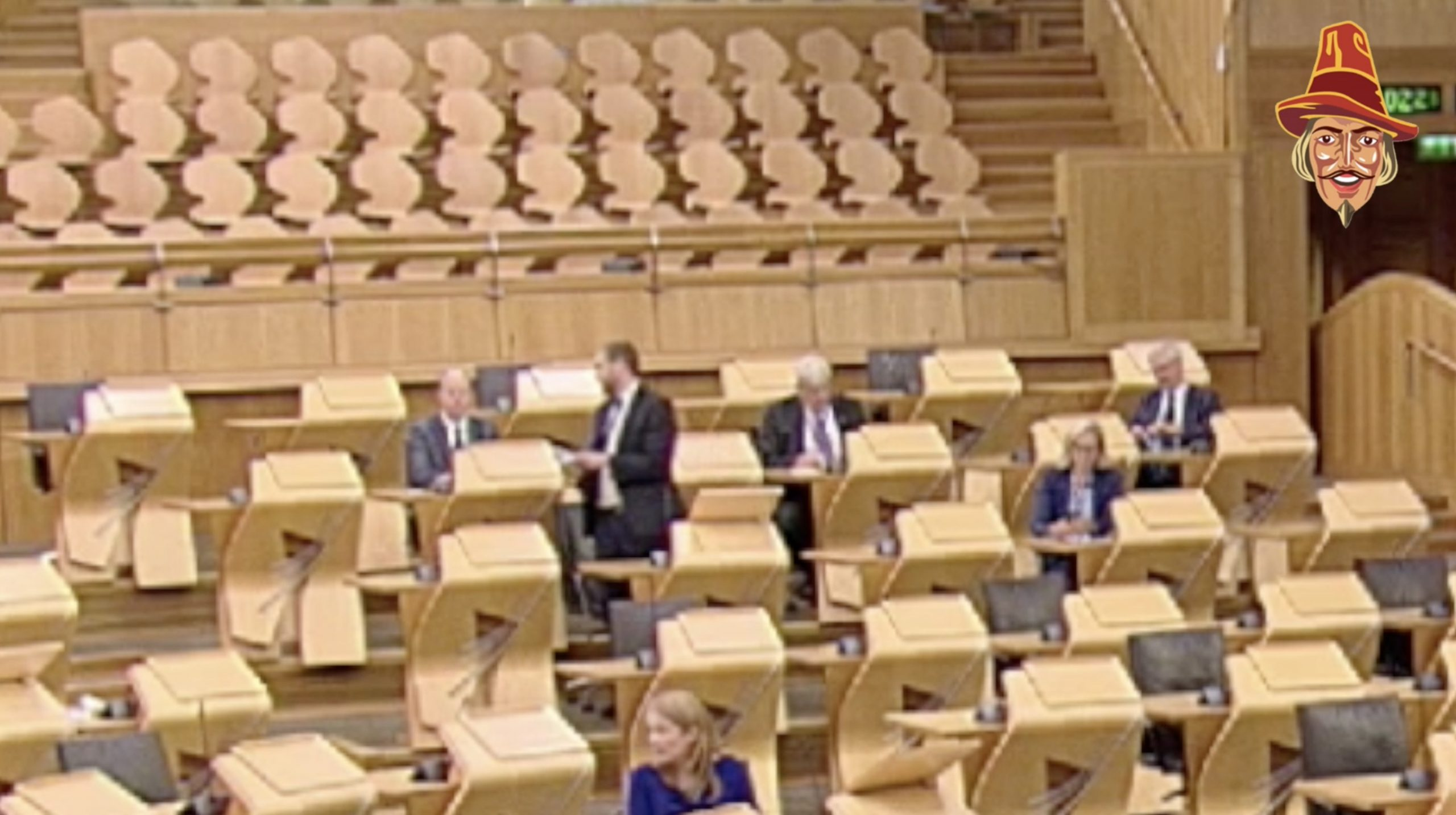 """Mundell Expelled from Scot Parliament Over Sturgeon """"Liar"""" Attack"""