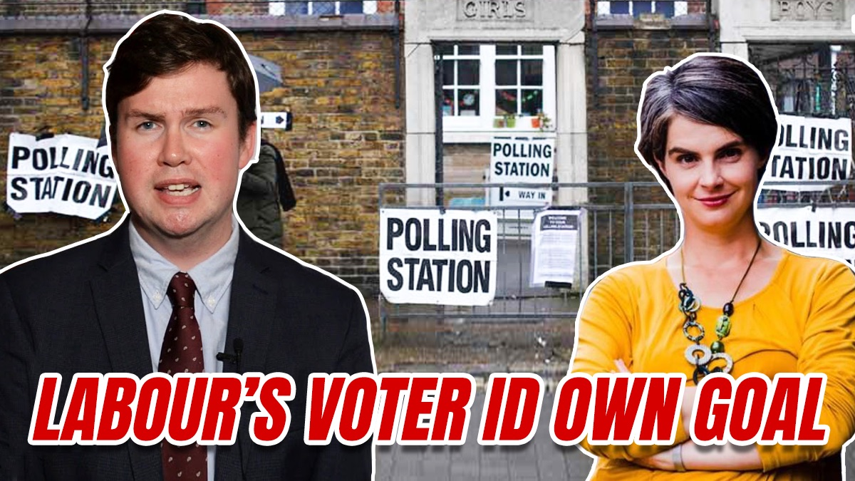Minister Turns Labour's Voter ID Hypocrisy Against Them