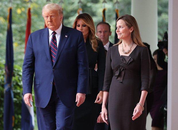 Trump & Melania Test Positive for Covid-19
